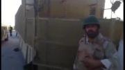تلاش داعش برای ورود به پالایشگاه بیجی با خودرو های زرهی