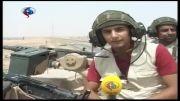 ارتش عراق در آستانه ورود به پایگاه اسپایکر