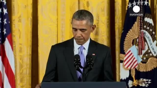 اوباما: توافق هسته ای امنیت جهانی را تأمین می کند
