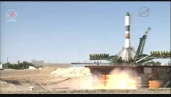 فضاپیمای حامل بار از روسیه راهی ایستگاه فضایی شد