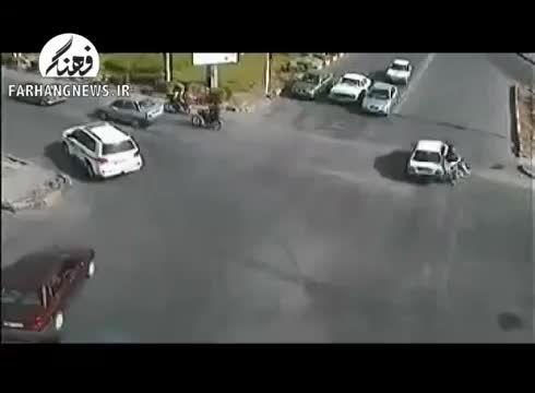 مستند شوک - تخلفات و اتفاقات رانندگی خطرناک