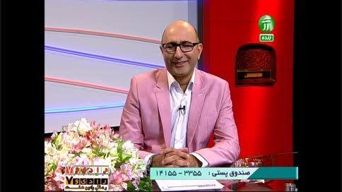 میان برنامه و ماجرای بستنی دوقلو- منصور ضابطیان