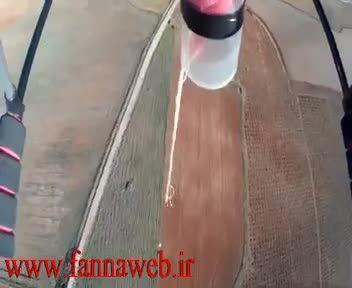 استفاده پرنده بازهای ابوظبی از پهپاد برای تعلیم پرندگان