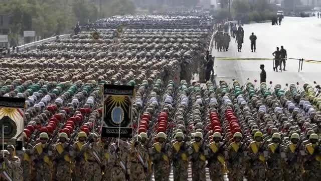 مقایسه قدرت نظامی ایران و اسرائیل
