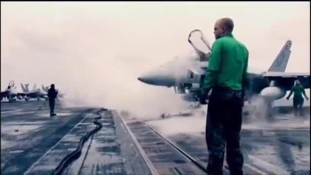 نظامی.نت : بزرگترین ناو هواپیما بر جهان ( کامل )