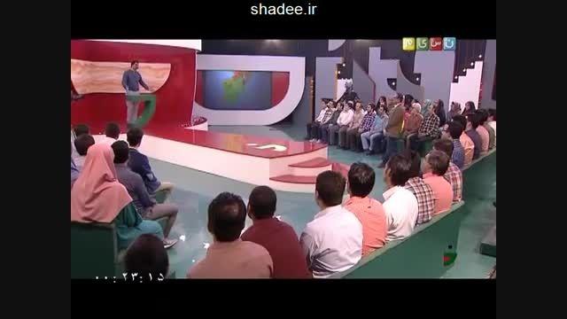 استندآپ کمدی آخر خنده محمدرضا علیمردانی دوبلور شرک