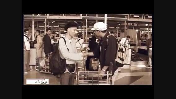 سفرنامه رامبد جوان در سوییس