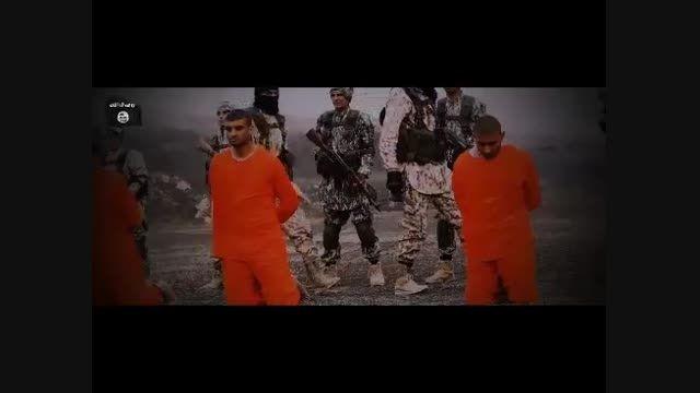 داعش سر 12 نفر از گروه رقیب خود را برید