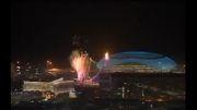 مراسم افتتاحیه بازیهای المپیک زمستانی ۲۰۱۴ سوچی