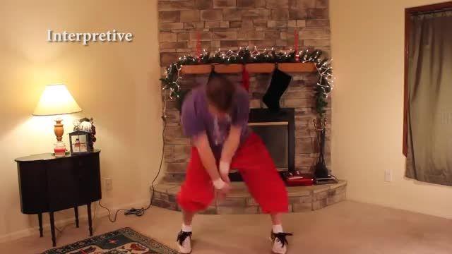 20 رقصی می توانید در خانه انجام دهید (اوج خنده)