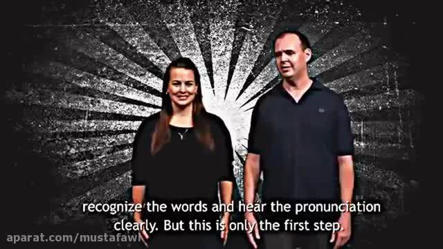 آموزش صحبت کردن فصیح و صحیح زبان انگلیسی