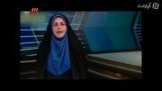 سوتی مجری های تلویزیون در اجرای برنامه زنده ...
