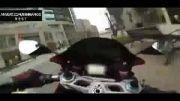 تصادف خونین موتورسوار :o