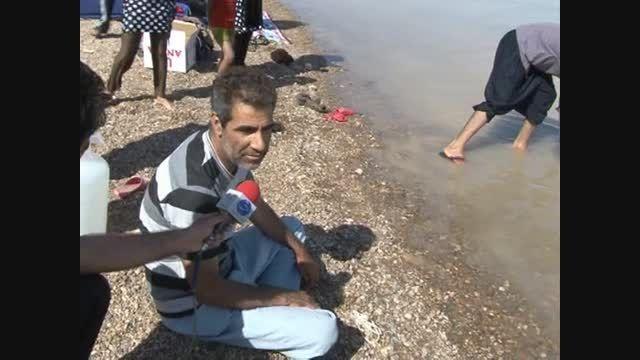 چاه نیمه ها مراکز گردشگری سیستان