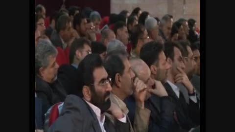 سخنرانی جناب آقای دهقان معاون امنیتی استانداری خوزستان