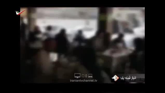 دوربین مخفی- سرو مشروبات الکلی در رستوران های تهران!