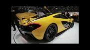 زیباترین خودروهای نمایشگاه ژنو 2013
