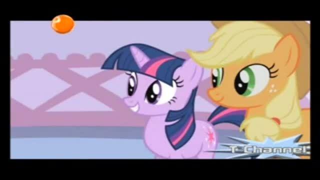 لباس های گالابین گالا my little pony به همراه دوبله
