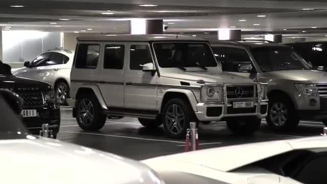لوکس ترین و گران قیمت ترین پارکینگ در جهان