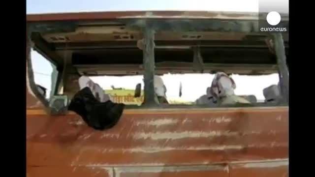 تصادف اتوبوس گردشگران فرانسوی در هند