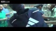 القصیر سوریه - مجروحیت شدید یکی از فرماندهان تروریست در درگیری با ارتش سوریه شهر القصیر