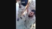 اسیر داعشی دیدنی!
