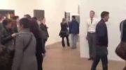 کار عجیب دو نفر در موزه!!!