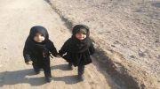 تصاویر جالب از پیاده روی اربعین حسینی
