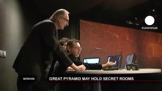 کشف  اتاق اسرار آمیز و پنهان در مقبره فرعون بزرگ مصر
