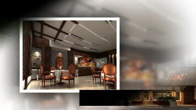 طراحی معماری و دکوراسیون داخلی رستوران مالاتا