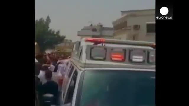 داعش مسولیت انفجار در مسجد شیعیان عربستان را بعهده گرفت