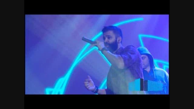 کنسرت سیروان خسروی دی 93