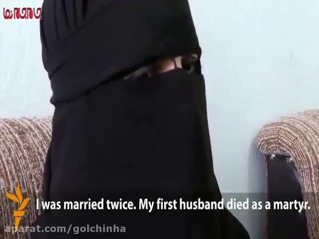 افشاگری زنانی که عقد داعشی ها شدند فیلم گلچین صفاسا