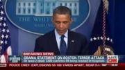 موضع گیری اوباما در خصوص انفجارهای تروریستی