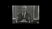 خطابه خداحافظی ایزنهاور با صدای استاد پرویز ربیعی