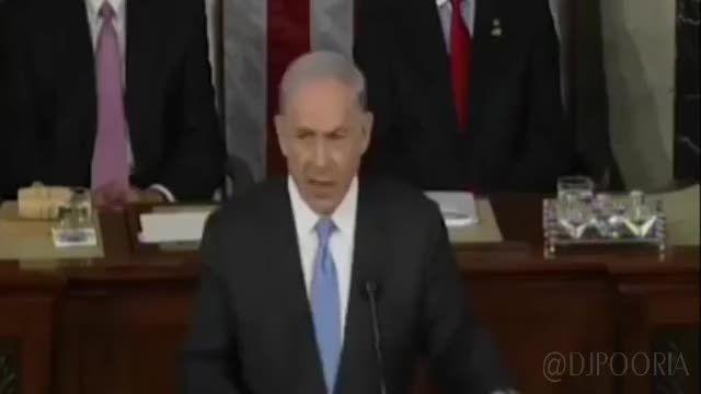 بنیامین نتانیاهو و ایران (بمب خنده،کلیپ موزیکال)