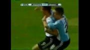 گل زیبای بازیکن 17 ساله آرژانتینی