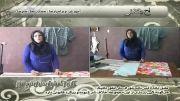 آموزش فارسی خیاطی زنانه و مردانه (الگو یقه)