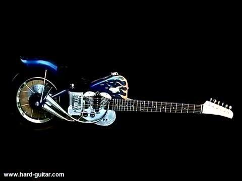 عجیب ترین بدنه های گیتار الکتریک - جالبه حتما ببینید :)