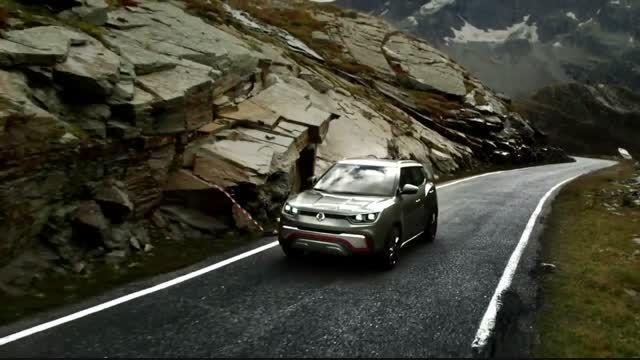 خودروهای مفهومی سانگ یانگ: XIV Air و XIV Adventure