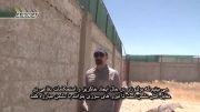سوریه:عملیات تثبیت مواضع دفاعی ارتش سوریه-داریا(زیرنویس)
