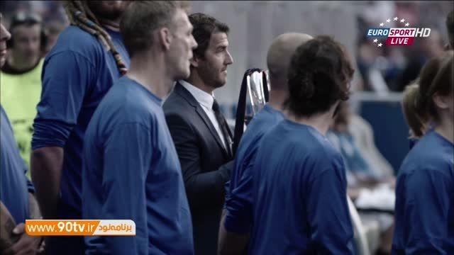کلیپ دیدنی از فینال لیگ قهرمانان ۲۰۱۵ - HD