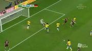آلمان 7 - 1 برزیل گل ها