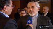 1393/01/17:پاسخ دندان شکن ظریف به قطعنامه اروپایی..!
