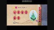 لباس ملکه ایه السا در بازیه دیزنی پرنسس♥