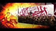 شور زیبای کربلایی رسول برای پرچم امام حسین،پرچم روی گنبدت...