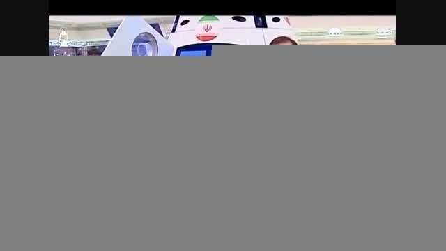 رونمایی از فضاپیمای سرنشین دار ایرانی