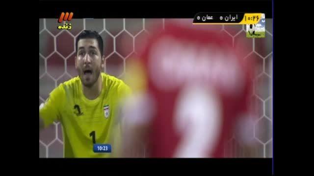علیرضا حقیقی - ایران و عمان