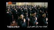 هیئت سینه زنان عجم تبریز2