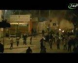 مقاومت جوانان بحرینی با کوکتل مولوتف